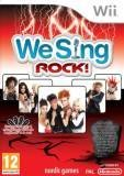 Nordic Games We Sing Rock Nintendo Wii Game