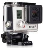 Gopro Hero3 Plus Silver Action Camera