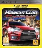 Rockstar Midnight Club Los Angeles Complete Edition PS3 Game