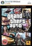 Rockstar Grand Theft Auto 4 Episodes from Liberty City PC Game