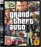 Rockstar Grand Theft Auto 4 PS3 Playstation 3 Game
