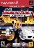 Rockstar Midnight Club 3 DUB Remix PS2 Playstation 2 Game