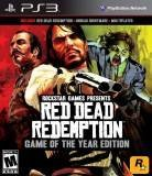 Rockstar Red Dead Redemption Game of the Year Edition PS3 Playstation 3 Game