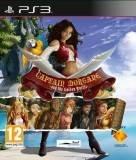 SCE Captain Morgane And The Golden Turtle PS3 Playstation 3 Game