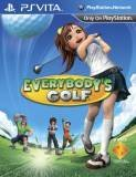 SCE Everybodys Golf PS Vita Game