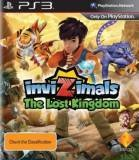SCE Invizimals The Lost Kingdom PS3 Playstation 3 Game