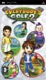 SCE Everybodys Golf 2 PSP Game