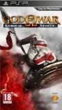 SCE God Of War Ghost Of Sparta PSP Game