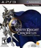 SCE White Knight Chronicles PS3 Playstation 3 Game