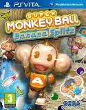 Sega Super Monkey Ball Banana Splitz PS Vita Game