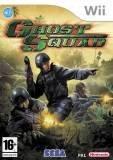 Sega Ghost Squad WII Game