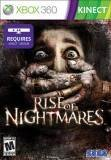 Sega Kinect Rise Of Nightmares Xbox 360 Game