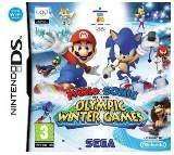 SEGA Mario and Sonic at the Olympic Winter Games Nintendo DS Game