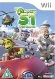 Sega Planet 51 Nintendo Wii Game