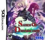Sega Sands of Destruction Nintendo DS Game