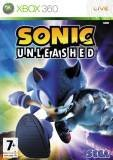 Sega Sonic Unleashed Xbox 360 Game