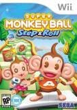 Sega Super Monkey Ball Step and Roll Nintendo Wii Game