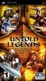 Sony Online Entertainment Untold Legends Brotherhood of the Blade PSP Game