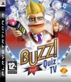 Sony Buzz Quiz TV PS3 Playstation 3 Game