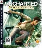 Sony Uncharted Drakes Fortune PS3 Playstation 3 Game