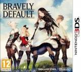 Square Enix Bravely Default Nintendo 3DS Game
