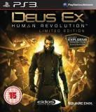 Square Enix Deus Ex Human Revolution Limited Edition PS3 Playstation 3 Game
