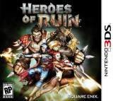 Square Enix Heroes of Ruin Nintendo 3DS Game