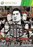 Square Enix Sleeping Dogs Xbox 360 Game