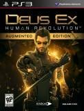 Square Enix Deus Ex Human Revolution Augmented Edition PS3 Playstation 3 Game