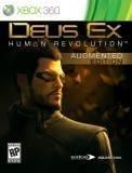 Square Enix Deus Ex Human Revolution Augmented Edition Xbox 360 Game