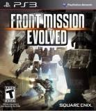 Square Enix Front Mission Evolved PS3 Playstation 3 Game
