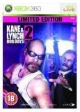 Square EnixKane and Lynch 2 Dog Days Limited Edition Xbox 360 Game
