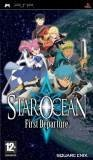 Square Enix Star Ocean First Departure PSP Game