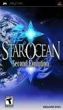Square Enix Star Ocean Second Evolution PSP Game