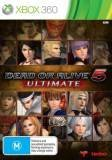 Tecmo Dead or Alive 5 Ultimate Xbox 360 Game