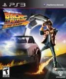 Telltale Games Back To The Future The Game PS3 Playstation 3 Game