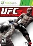 THQ UFC Undisputed 3 Xbox 360 Game