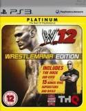 THQ WWE 12 Wrestlemania Edition PS3 Playstation 3 Game