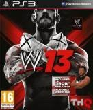 THQ WWE 13 PS3 Playstation 3 Game