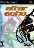 THQ Alter Echo PS2 Playstation 2 Game