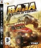 THQ Baja Edge Of Control PS3 Playstation 3 Game