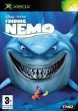 THQ Finding Nemo Xbox Game