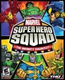 THQ Marvel Super Hero Squad The Infinity Gauntlet Nintendo Wii Game
