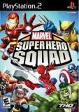 THQ Marvel Super Hero Squad PS2 Playstation 2 Game