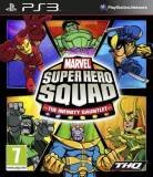 THQ Marvel Super Hero Squad The Infinity Gauntlet PS3 Playstation 3 Game