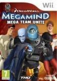 THQ Megamind Mega Team Unite Nintendo Wii Game