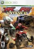 THQ MX Vs ATV Untamed Xbox 360 Game