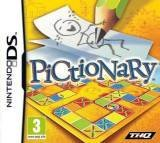 THQ Pictionary Nintendo DS Game