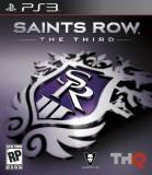 THQ Saints Row The Third PS3 Playstation 3 Game