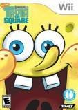 THQ Spongebobs Truth or Square Nintendo Wii Game